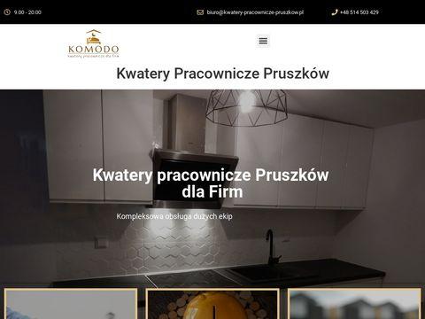 Kwatery-pracownicze-pruszkow.pl