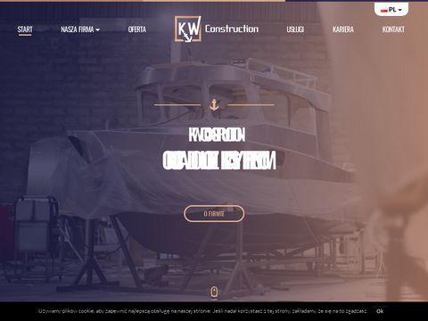 Produkcja metalowa - kwconstruction.eu