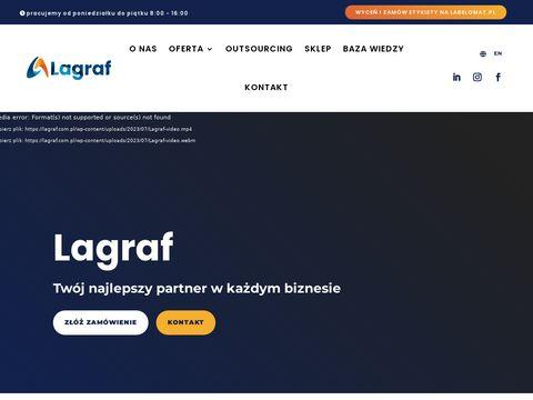 Lagraf.com.pl - kalki RIBBON.