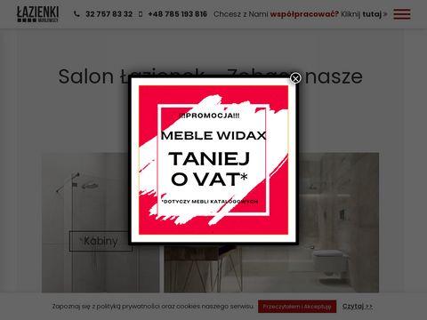 Lazienkimurlowscy.pl - Å'azienki