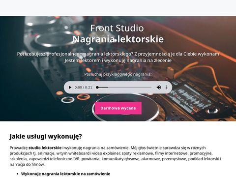 Studio nagrań Lektor Biznesowy