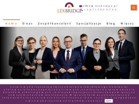 Odszkodowania - lexbridge.pl
