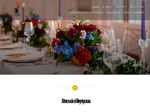 Pracownia florystyczna Warszawa - LoveGarden.pl