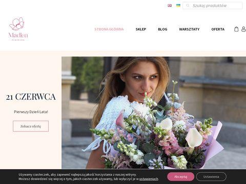 Kwiaciarnia internetowa, dekoracje florystyczne Katowice