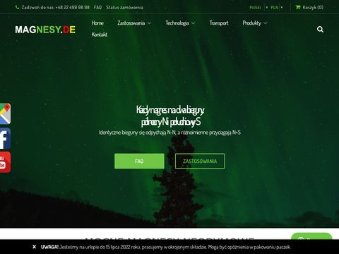 Magnesy - magnesy.de
