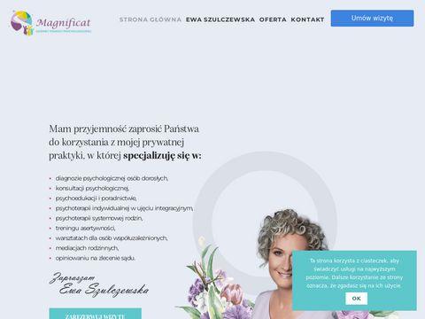 Profesjonalny psycholog w PÅ'ocku - Ewa Szulczewska