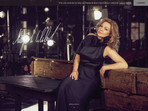 Małgorzata Walewska - Polska śpiewaczka Mezzosopran