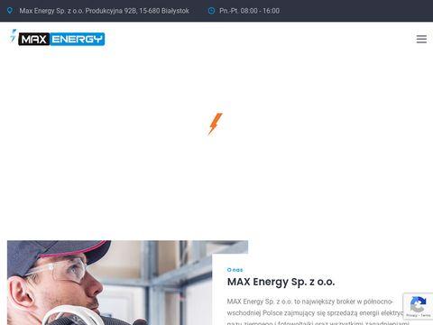 Dystrybucja energii elektrycznej