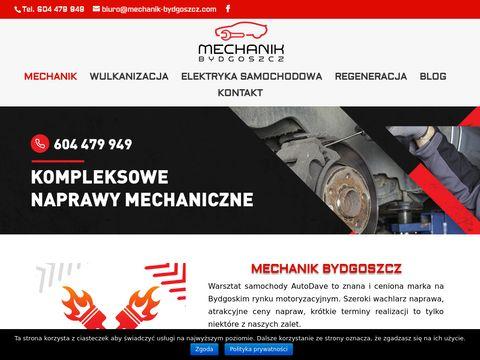 Warsztat samochodowy Bydgoszcz