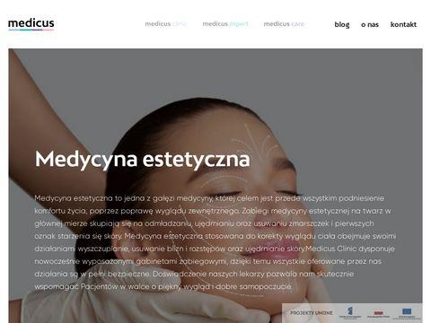 Klinika medycyny estetycznej Medicus Self Wroc艂aw