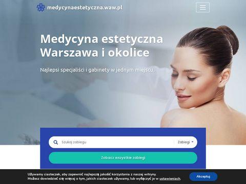 Medycynaestetyczna.waw.pl - Warszawa
