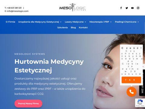 Hurtownia medycyny estetycznej - Mesologic.pl