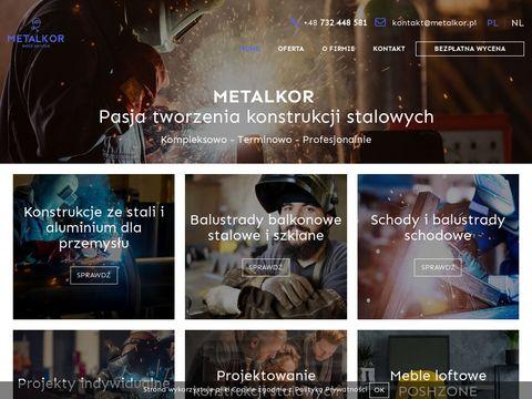 Metalkor.pl - Ogrodzenia na wymiar