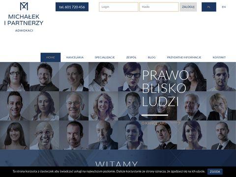 Adwokat rozwodowy - Poznań
