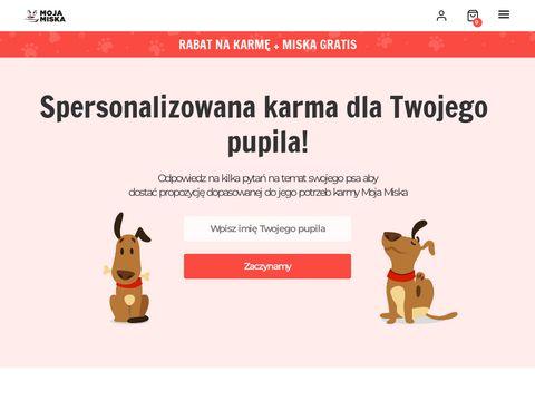 Karma dla ps贸w mojamiska.pl