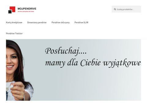 MojPendrive - Nowoczesne gadżety reklamowe