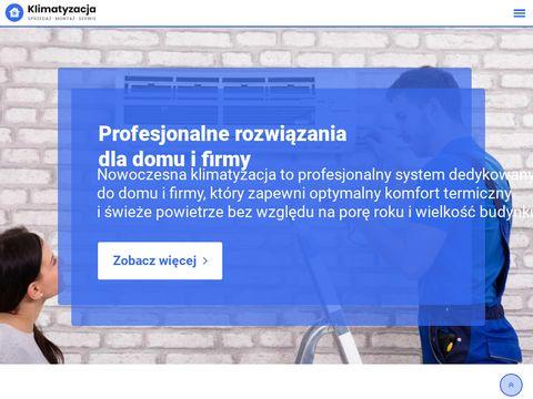 Montaz-klimatyzacji-wroclaw.pl - klimatyzatory dla domu i firmy