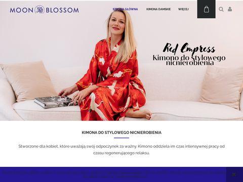 Moon Blossom Kimona