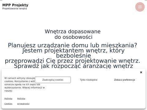 MPP Projekty - Projektowanie i wizualizacje wnÄ™trz +48668118901