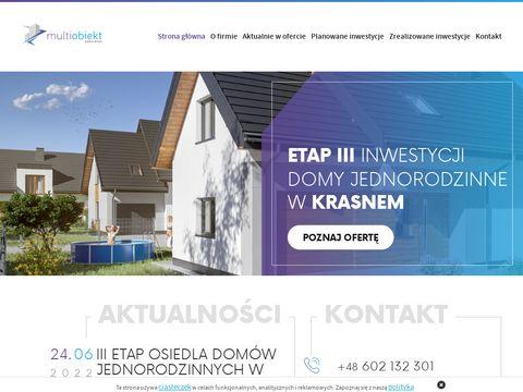 Domy na sprzedaż blisko Rzeszowa - Multiobiekt