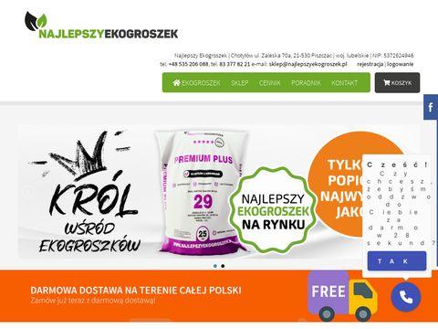 Najlepszyekogroszek.pl