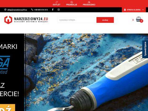 Narz臋dziowy24.eu - sklep internetowy z narz臋dziami