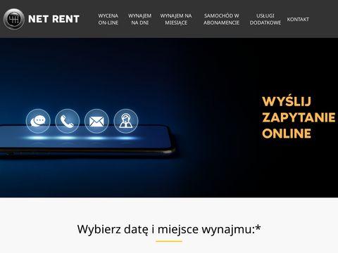 Wypo偶yczalnia samochod贸w w Warszawie