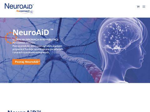 NeuroAiD鈩� - rehabilitacja po udarze