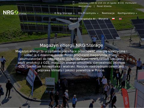 Producent magazynów energii do fotowoltaiki, Twój magazyn energii
