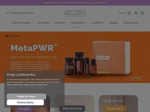 Olejki doTERRA   olejki-bioterra.pl
