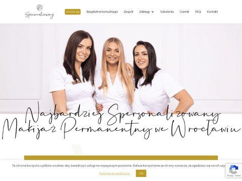 Makija偶 permanentny Wroc艂aw - oliwiastrugala.pl