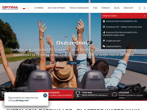 Www.optimagas.com