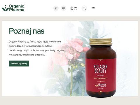 Suplementy diety - organicpharma.pl