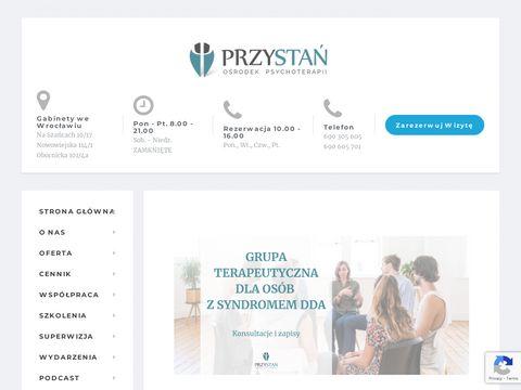 Dobry psycholog - osrodekprzystan.com