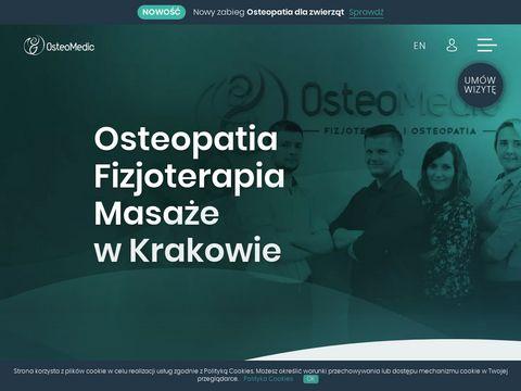OsteoMedic - fizjoterapia i terapia manualna w Krakowie