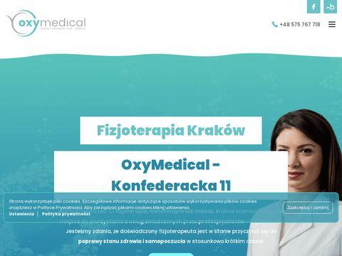 Tlenoterapia Krak贸w - oxymedical.pl