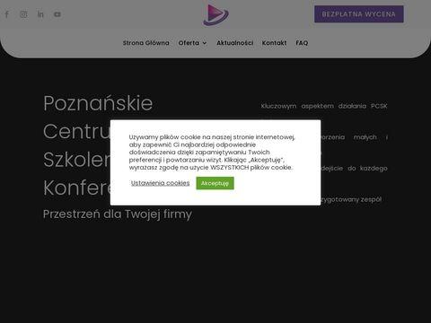 Studio streamingowe, live streaming dla firm PCSK.com.pl