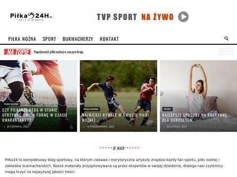 Serwis pi艂karski - pi艂ka no偶na w pigu艂ce, mecze, blog sportowy