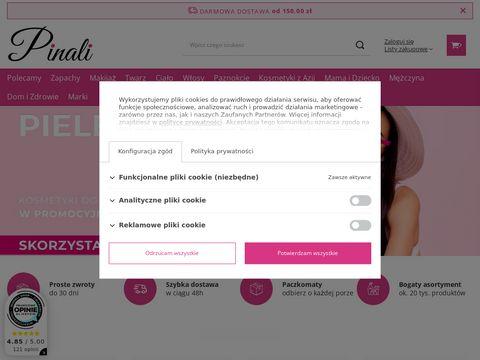 Pinali.pl - Drogeria Internetowa