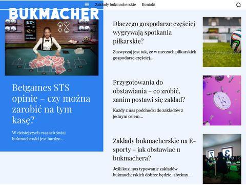 Polska bukmacherka w internecie