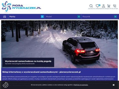 Wycieraczki samochodowe - sklep internetowy Piorawycieraczek.pl