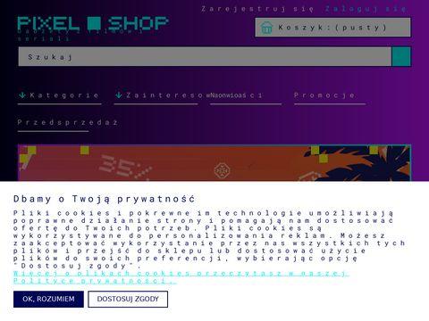Pixel-shop.pl - sklep z gad偶etami dla Geek贸w