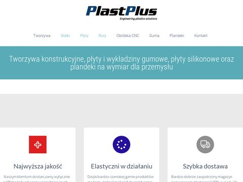 P艂yty silikonowe - plastplus.pl