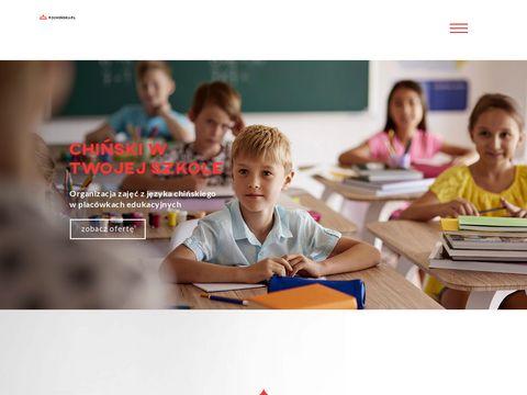 Szko艂a j臋zykowa Bia艂ystok - chi艅ski - pochinsku.pl