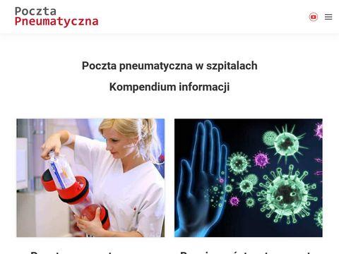Poczta pneumatyczna - kompendium informacji.