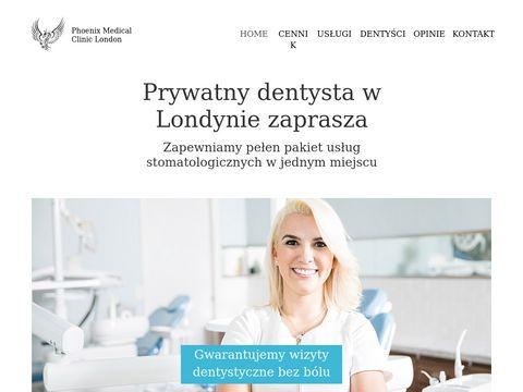 Dentysta w Londynie - mówimy po polsku