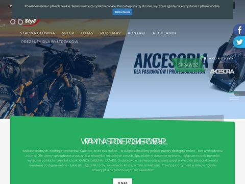 Polskie rowery i akcesoria rowerowe