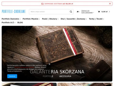 Portfel damski - portfele-skorzane.pl