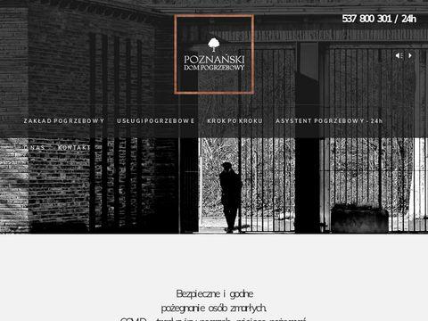 Usługi Pogrzebowe Poznań tel.537 800 301
