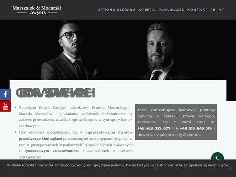 Prawo Karne Gospodarcze - Kancelaria Adwokacka w Warszawie